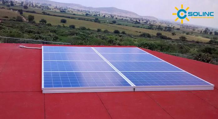 Paneles Solares En Quer 233 Taro Instalaci 243 N De Sistemas