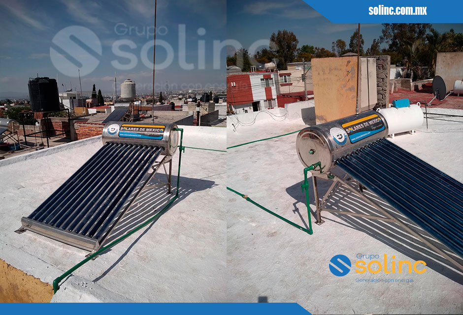 Proyecto Calentadores Solares Solinc 2