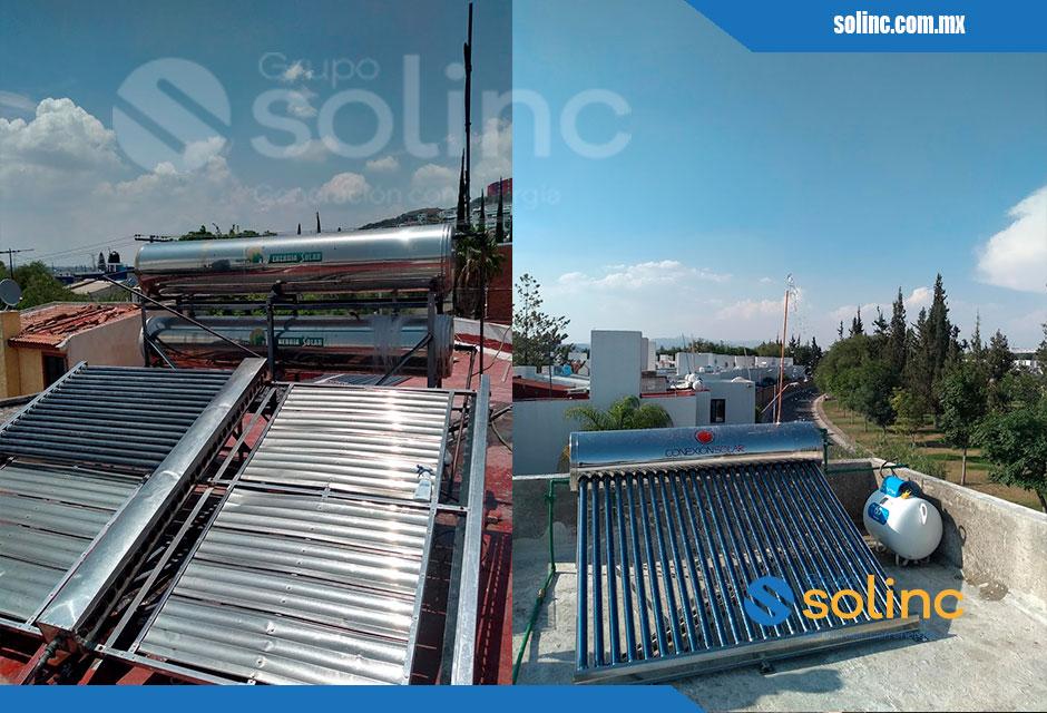 Proyecto Calentadores Solares Solinc 3