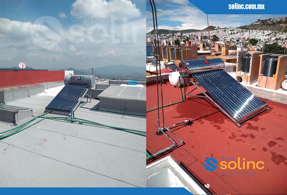 Proyecto Calentadores Solares Solinc 4