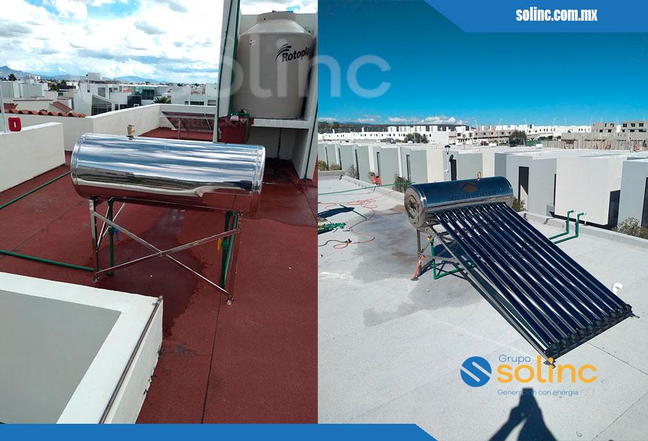 Proyecto Calentadores Solares Solinc 5