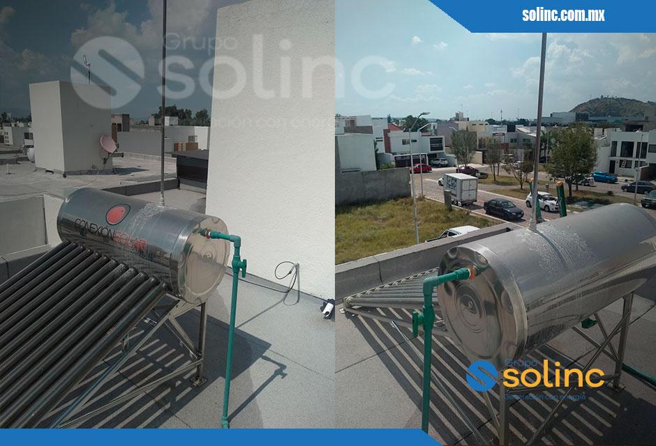Proyecto Calentadores Solares Solinc 6
