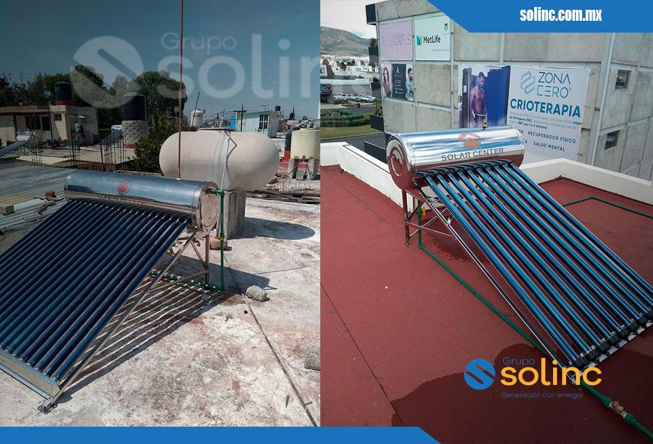 Proyecto Calentadores Solares Solinc 7