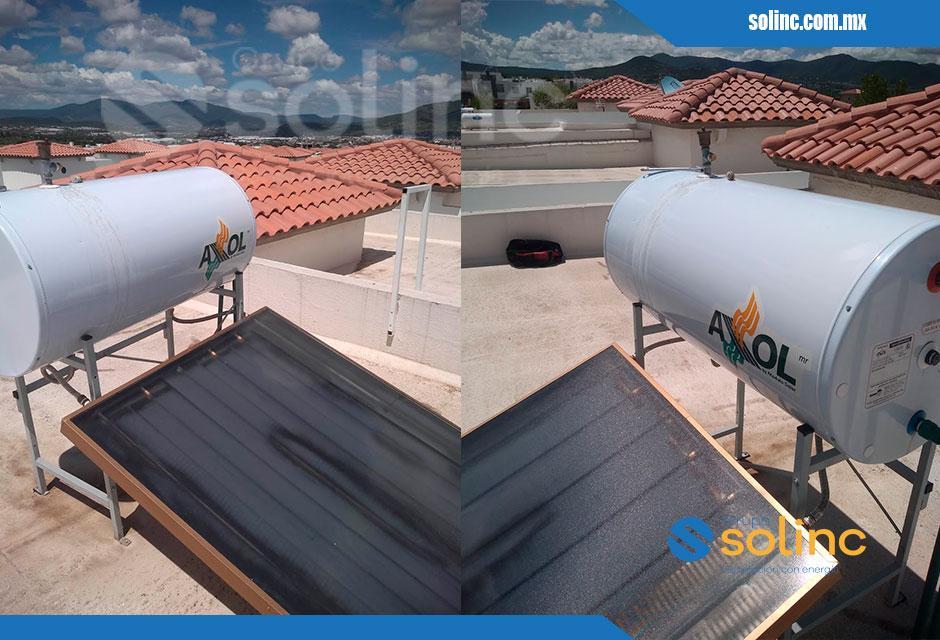 Proyecto Calentadores Solares Solinc 1
