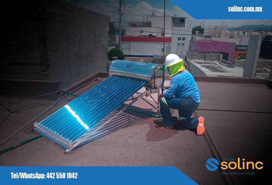 Mayoreo Calentadores Solares Solinc