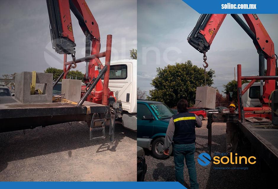 Luminarias en Postes Solares Solinc 8