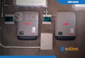 proyecto paneles solares industrial empresas solinc
